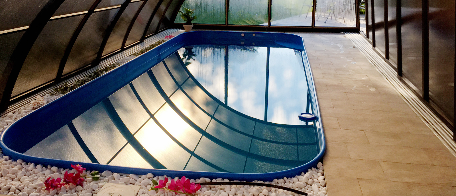 Verwandeln Sie Ihren Garten in ein Badeparadies!